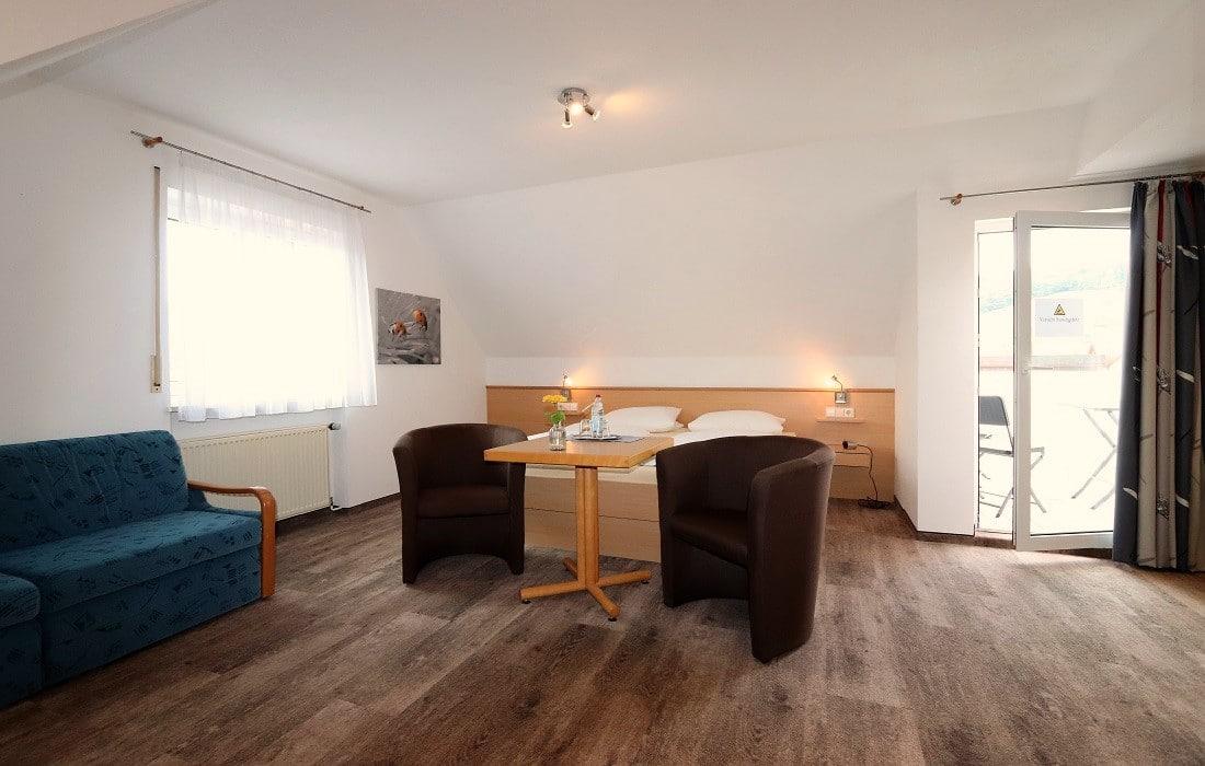 Wohnen Hotel Klosterbräustuben