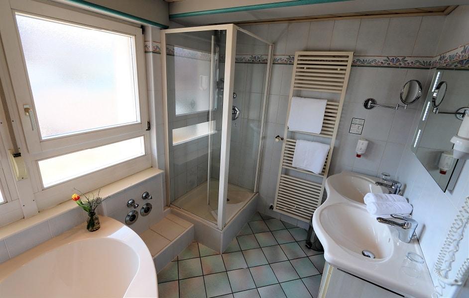 Badezimmer Familienzimmer Haus Sven