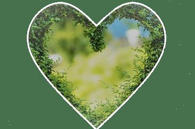 Hintergrund Herz kl