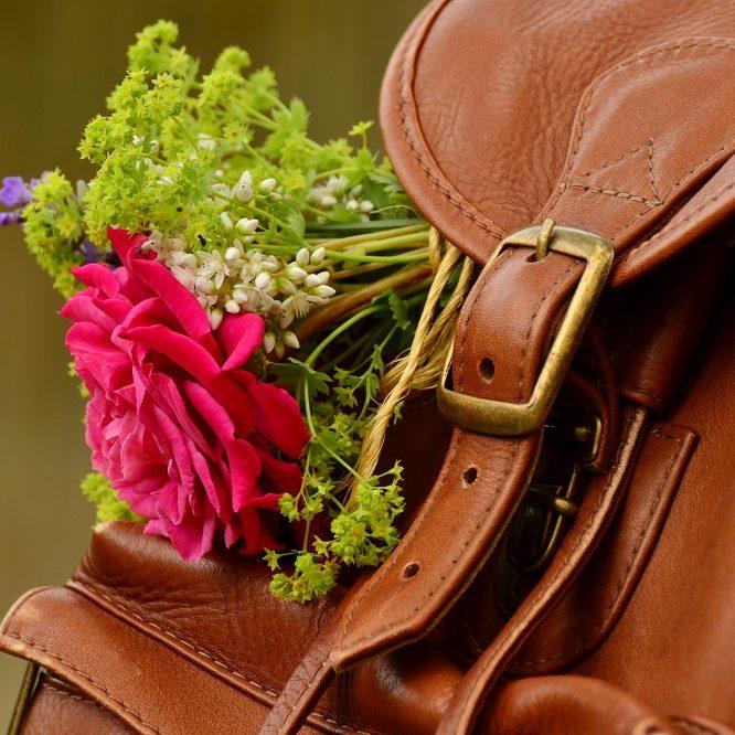 Rucksack zu den Wandertagen