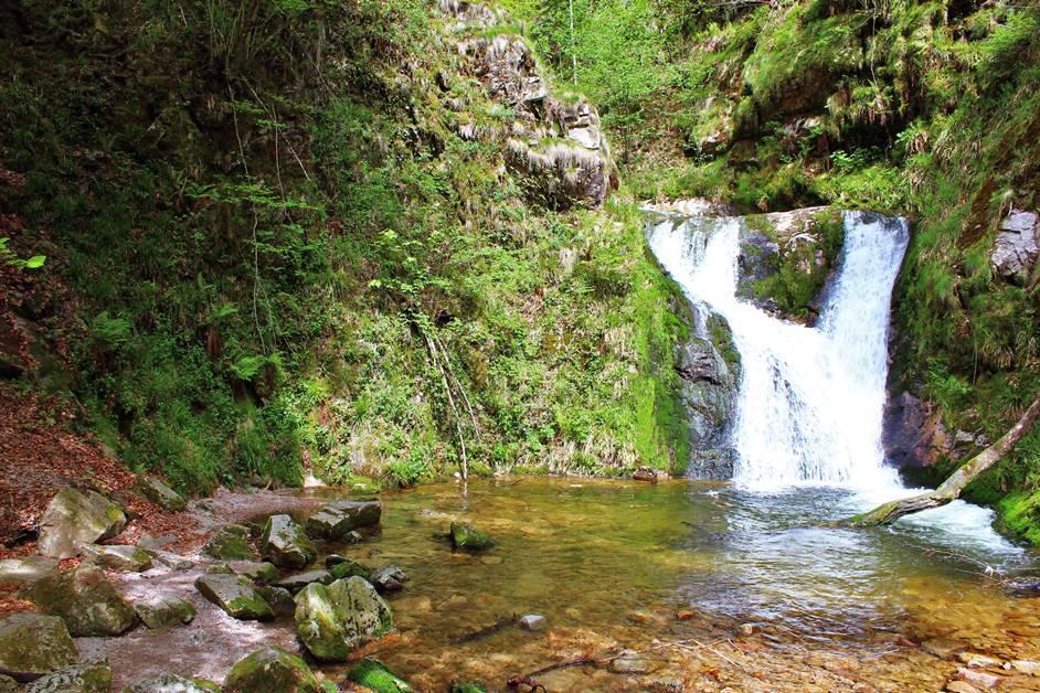 Ausflugsziel Allerheiligen Wasserfälle