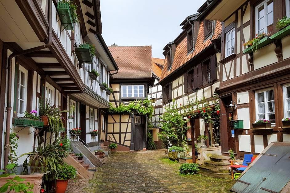 Ausflugsziel Gengenbach