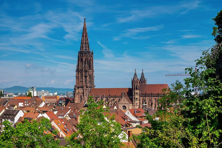 Ausflugsziel Freiburg