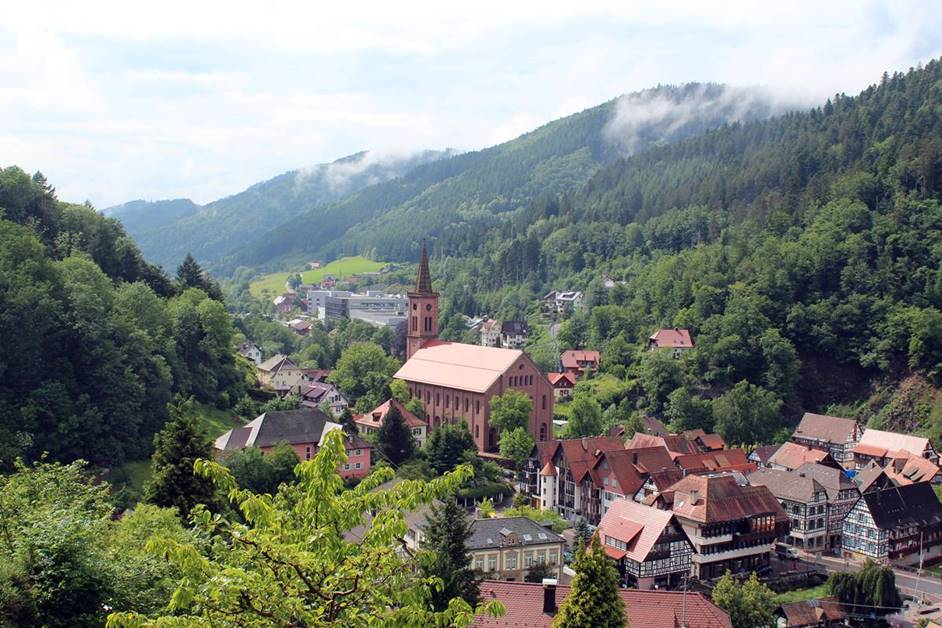 Ausflugsziel Schiltach