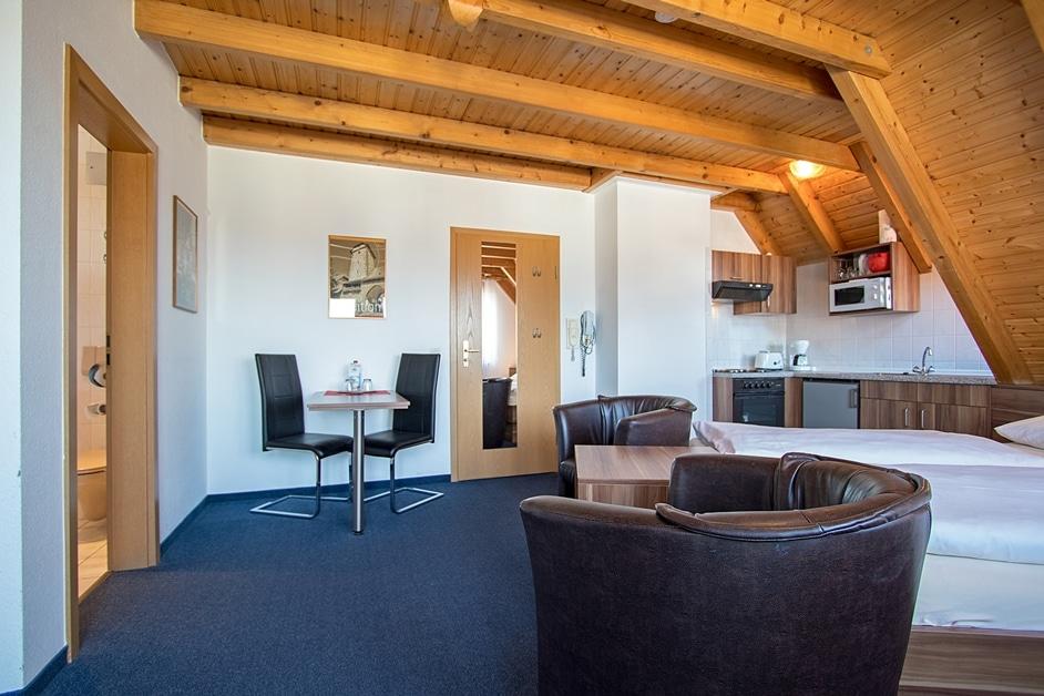 """Ferienwohnung """"Städtleblick"""" als kleines Appartement für 2 Personen"""