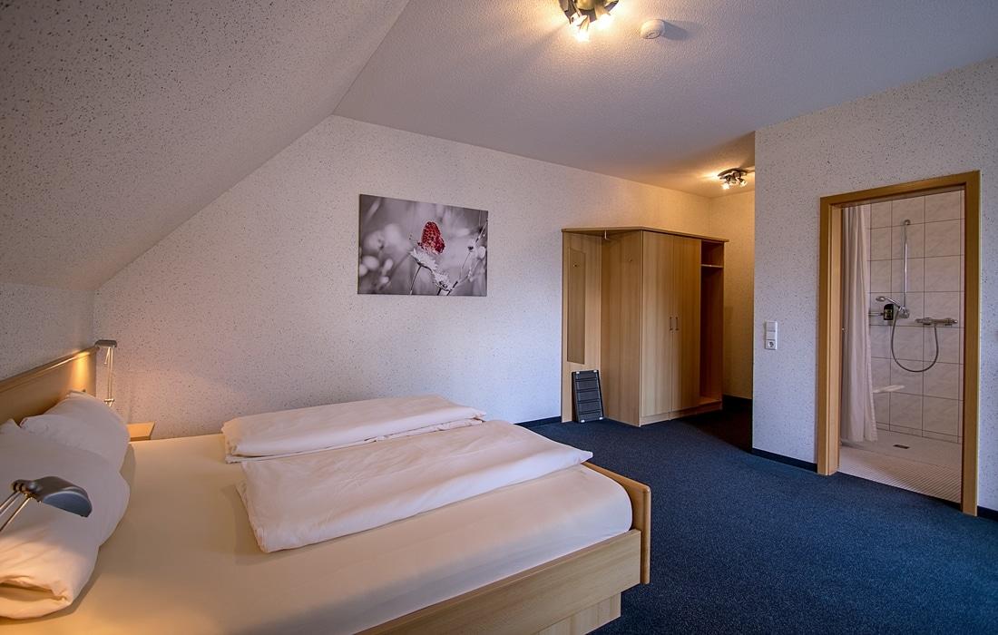 Rollstuhlgerechte Hotelzimmer