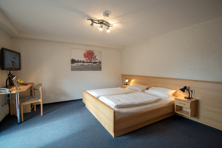 Rollstuhlgerechtes Hotelzimmer 310