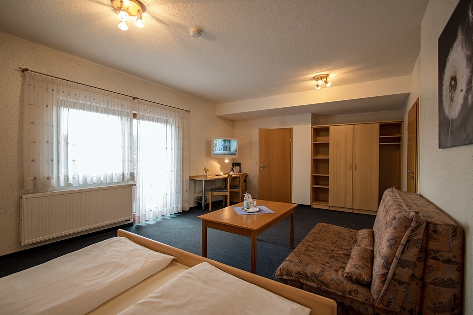 Rollstuhlgerechtes Hotelzimmer 318