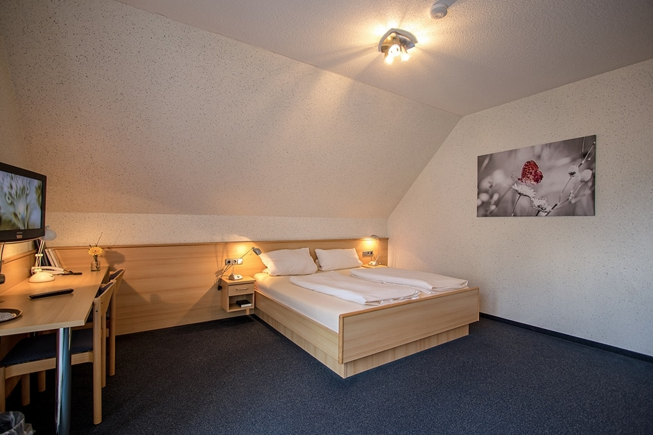 Rollstuhlgerechtes Hotelzimmer 322