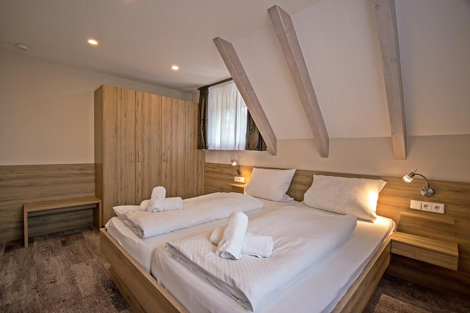 Ferienwohnung Klosterblick großes Doppelzimmer