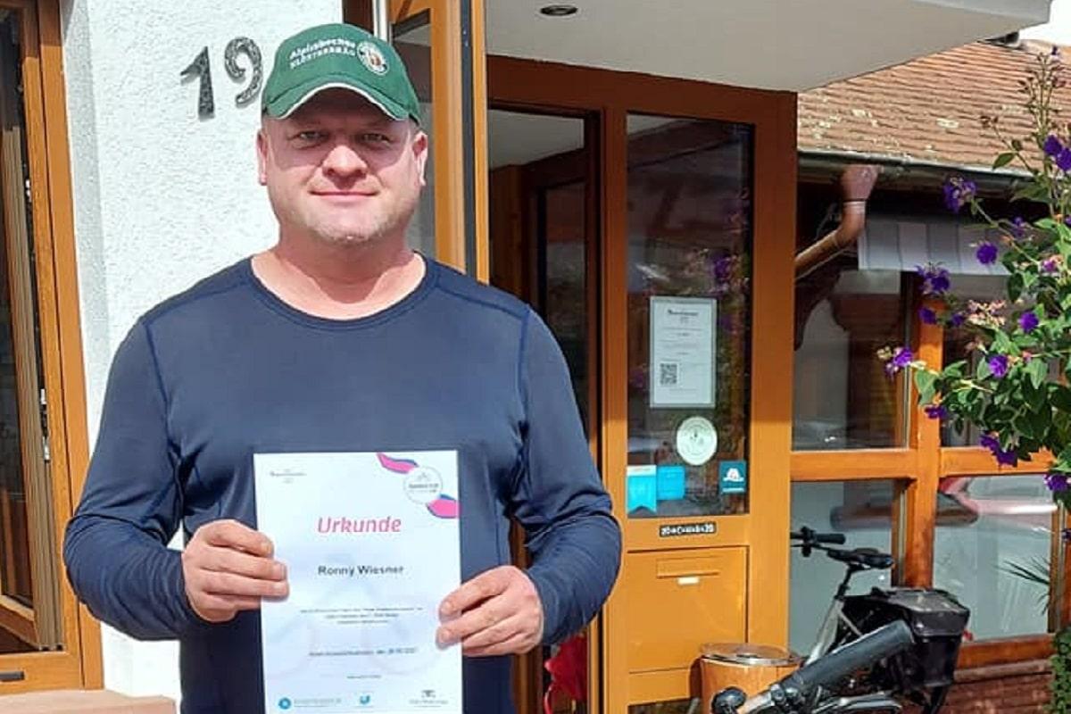 Sieger Team Klosterbräustuben beim Stadtradeln 2021